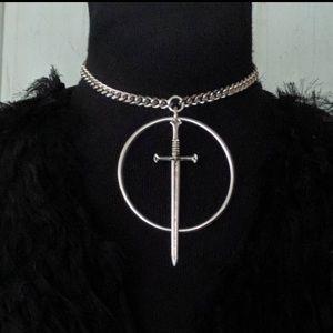 Jewelry - Sword Choker